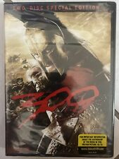 300 (Two-Disc Special Edition) Dvd New Frank miller
