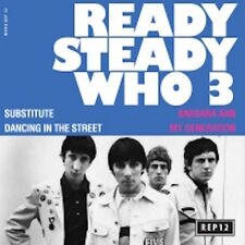 "The Who - Ready Steady Who 3 7"" Single RSD RECORD STORE DAY 2017 LTD"