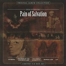 Original Album Collection Discovering Pain of Salvation 0889853194520