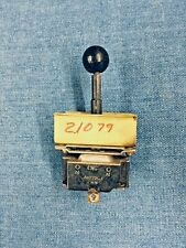 PA24 Landing Gear Retraction Switch, PN 21079-000