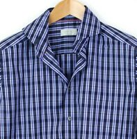 ETON Men Shirt Contemporary Fit Casual Formal Top Size 39 15 1/2 KZ330