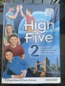 LIBRI DI TESTO INGLESE HIGH FIVE 2.