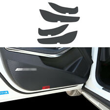 Car Door Inner Protective Anti Kick Carbon fiber Film Sticker For Benz C W205