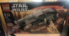 NEW Lego 6209 Star Wars  SLAVE I Boba Fett RETIRED 537 pcs. FREE SHIPPING