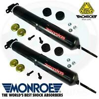 For Jeep Commander Grand Cherokee XK WH WK Front shockers shocks absorbers pair