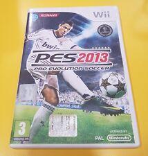 PES 2013 Pro Evolution Soccer GIOCO WII VERSIONE ITALIANA