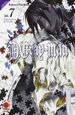 MANGA - D. Gray-Man N° 7 - Ristampa - Planet Manga - ITALIANO NUOVO