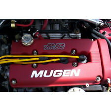 MUGEN Style Engine Valve Rocker Cover Gasket For Honda VTEC DOHC B-Series Red