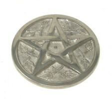 Aluminum Altar Plate Pentacle Design