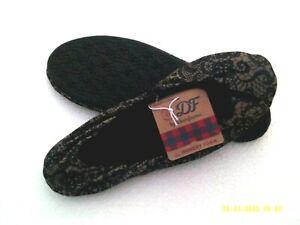 Dearfoams Women's Memory Foam Slippers (Size XL 11-12) New!