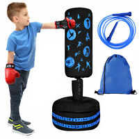 Super Heavy 4ft Free Standing Punch Bag Duty Boxing MMA Kick Stand Gym Training