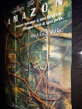 AMAZON mika kaurismaki   affiche cinema  jungle mascii