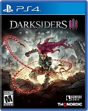 Darksiders III 3 (Sony PlayStation 4, 2018) PS4