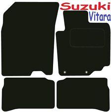 Suzuki Vitara DELUXE QUALITY Tailored mats 2015 2016 2017