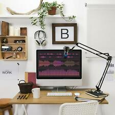 AUNA USB Kondensator Studio Mikrofon Mikrofonarm Nierencharakteristik LED