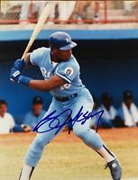 Bo Jackson Autographed Signed 8x10 Photo ( Royals ) REPRINT