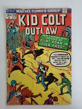 Kid Colt Outlaw # 173 Aug 1973 GD 2.0 ~ Tan Pages ~ Marvel