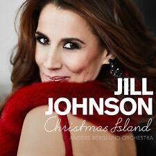 CD Schweden : Jill Johnson - Christmas Island, Weihnachten, Jul, 2017, NEU NEW