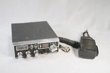 Realistic Mini 40 CB Radio Nice Condition UNTESTED SELLING AS PARTS Mic*  ANB