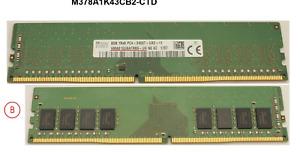 Fujitsu 8 GB DDR4 UD 2400