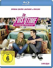 THE FIRST TIME (2012 Dylan O'Brien) -  Blu Ray - Sealed Region B