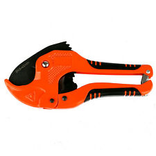 """Heavy Duty PVC/PE/PPR Pipe Cutter Tool Cutting Up to 42mm(1-2/3"""") Ratchet 2.55mm"""