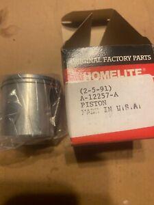 Nos Oem Homelite vintage chainsaw 350,360,35sl piston ring kit 12257 $1 auctions