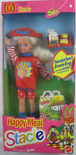 Mattel McDonald's Happy Meal Stacie - Never Removed From Box - 1993