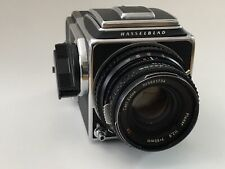 Hasselblad 500CM C/M Black A24 Planar T* 80mm f2.8 Lens Excellent Shape