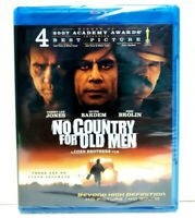 No Country for Old Men Blu-ray Disc (2011) Brand New