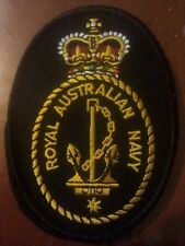 Royal Australian Navy Badge Patch Ran Dpnu Uniform Genuine