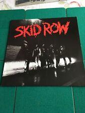 SKID ROW=SKID ROW VINYL 1989 LP- ATLANTIC. Original Condition NEAR MINT.