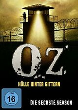 3 DVD-Box ° Oz - Hölle hinter Gittern ° Staffel 6 ° NEU & OVP