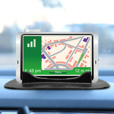 Dashboard Non-slip Mat Rubber Mount Phone Holder Pad Mobile Stand In Car GPS UK