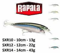 Rapala X-Rap® Saltwater 10 cm 13 g / 12 cm 22 g Fishing Lure Various Colours