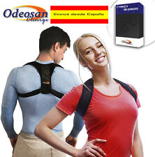 Odeosan Clinique corrector de Postura(unisex) espalda hombro y Clavícula