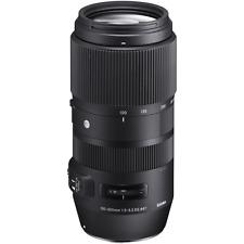 Sigma 100-400mm f5-6.3 C CONTEMPORANEO DG OS Obiettivo: Nikon F supporto