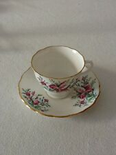 Vintage Colclough English Bone China Tea Cup and Saucer