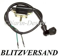 Zündspule Zündkerzenstecker ATV / Quad / Dirt Bike / Pit Bike / Monkey + 2 Kabel