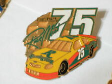 Rick Mast  #75 Nascar Racing Lapel Hattack Pin Badge.