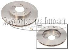 Front Brake Rotor Various Acura Honda & Isuzu Vehicles - NEW