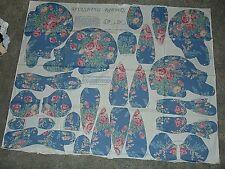 Ravishing Rabbits Fabric Panel