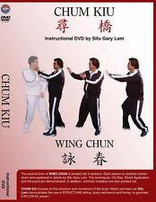 Dvd : Cham Kiu By Sifu Gary Lam