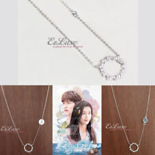 PERSONALIZED Korean Drama The Legend of the Blue Sea cubic Open Circle Necklace