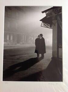 FRED STEIN,Paris 1934 ,limited edition print,signiert von Peter Stein 1994