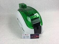 Evolis Dualys 3 Mag Dual Sided Card Printer   No Power Supply