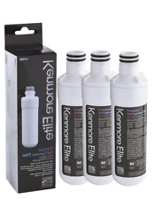 3PACK  Fit Kenmore Elite 9980 469980 Refrigerator Water Treatment Filter
