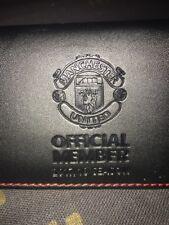Manchester United Oficial Membership Walet 2017/2018 Season Rare