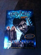 Harry Potter Poster Book-7 Supersize Posters From All 8 Movies- New!