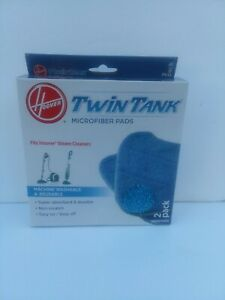 Hoover Twin Tank Mop Microfiber Steam Refill Pads by Hoover Inc